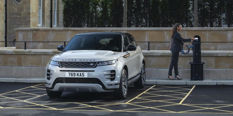 Land Rover adds new plug-in hybrid models