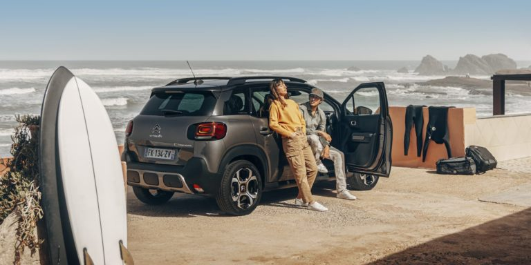 Citroën launches new C3 Aircross Rip Curl edition