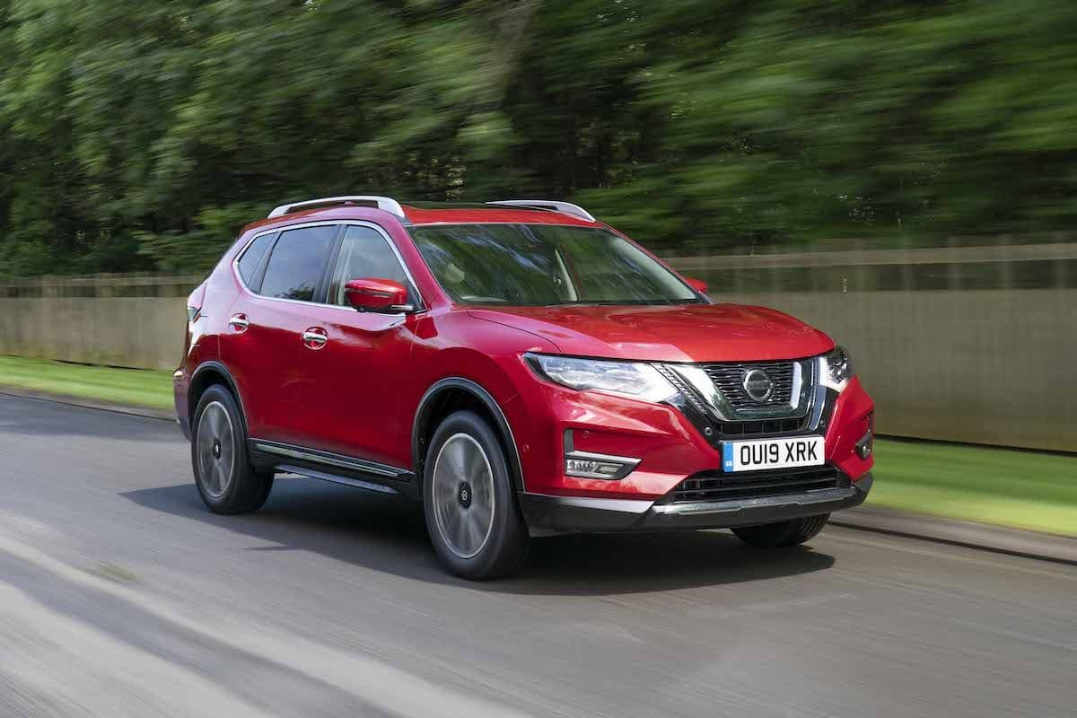 Nissan X-Trail (2014 onwards) front | The Car Expert