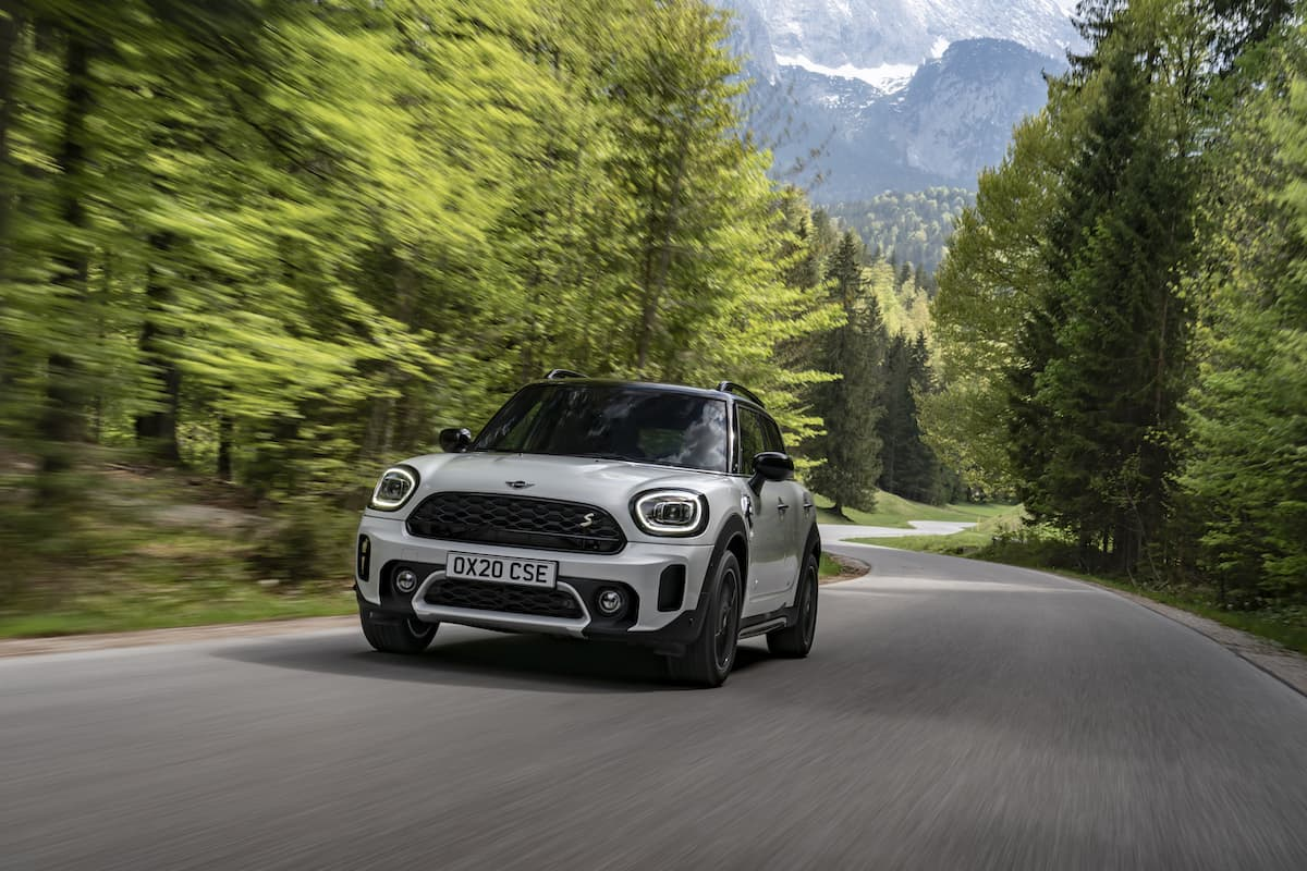2020 Mini Countryman - front