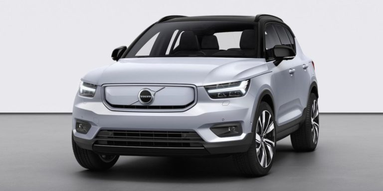 Electric Volvo XC40 goes on sale in the UK
