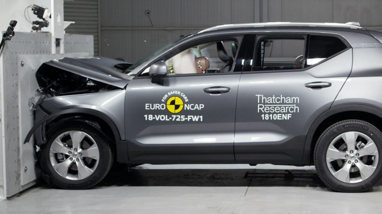 Euro NCAP announces big changes to safety testing