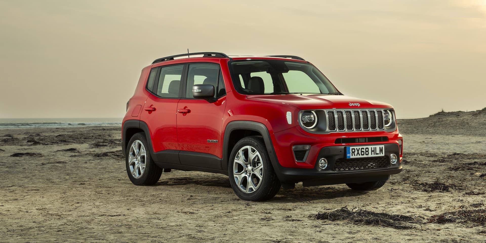 Jeep Renegade (2015 onwards) Expert Rating