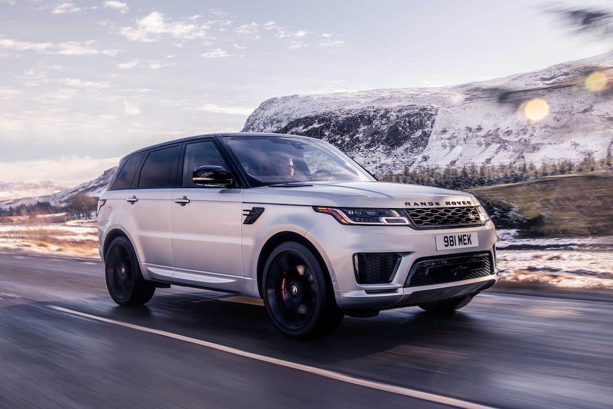 Range Rover Sport (2013 onwards) – front view