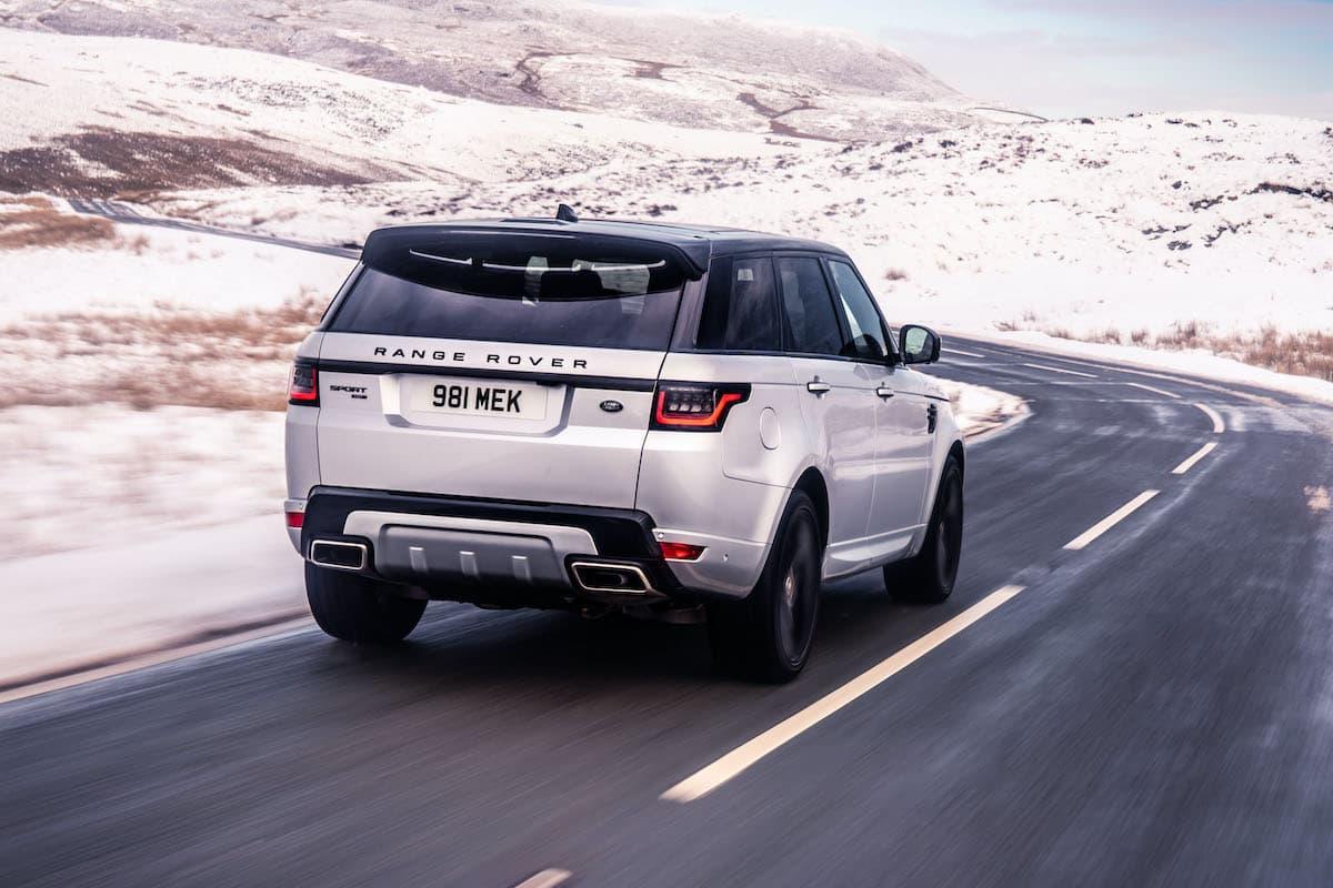 Range Rover Sport (2013 onwards) – rear view