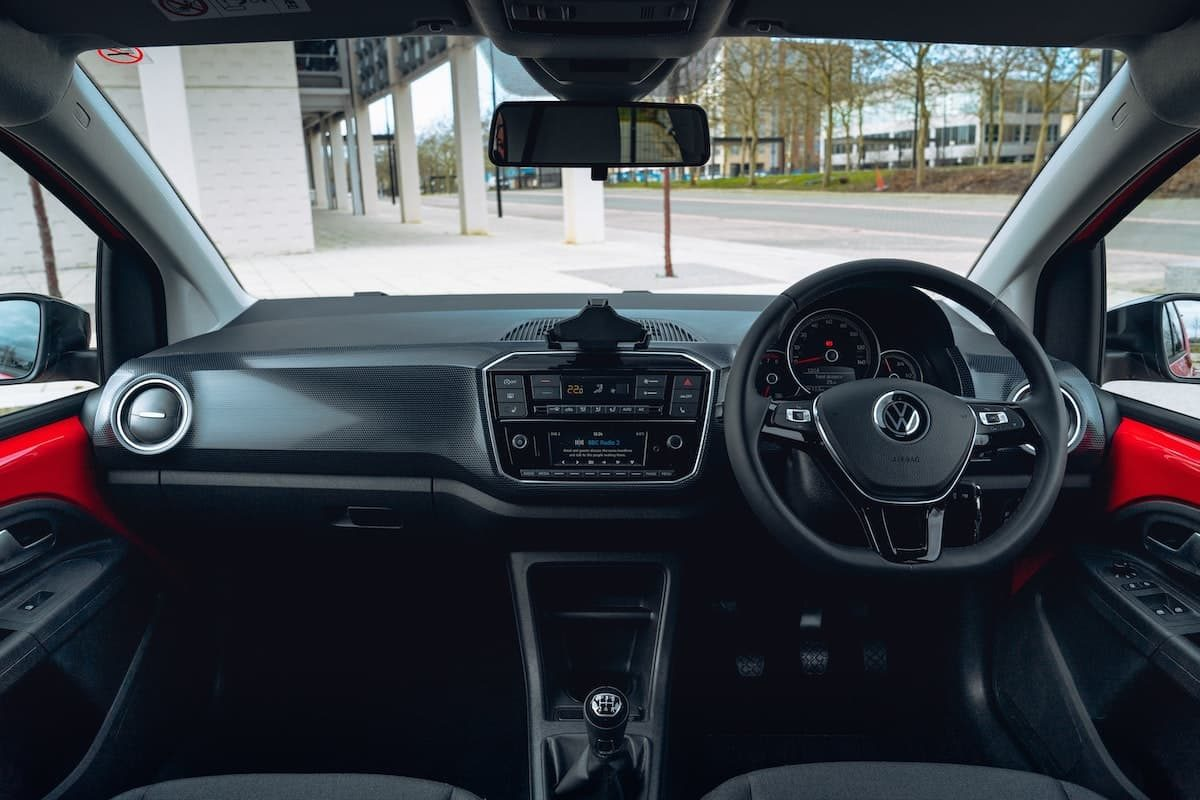 2020 Volkswagen Up! review – interior and dashboard