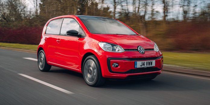 2020 Volkswagen Up! review wallpaper