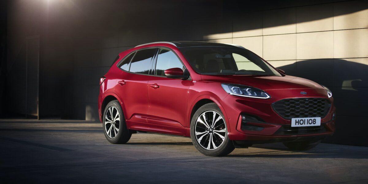 Ford Kuga (2020 onwards) Expert Rating