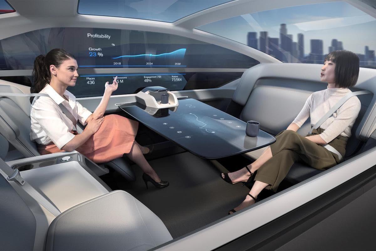 Autonomous vehicle of the future   The Car Expert