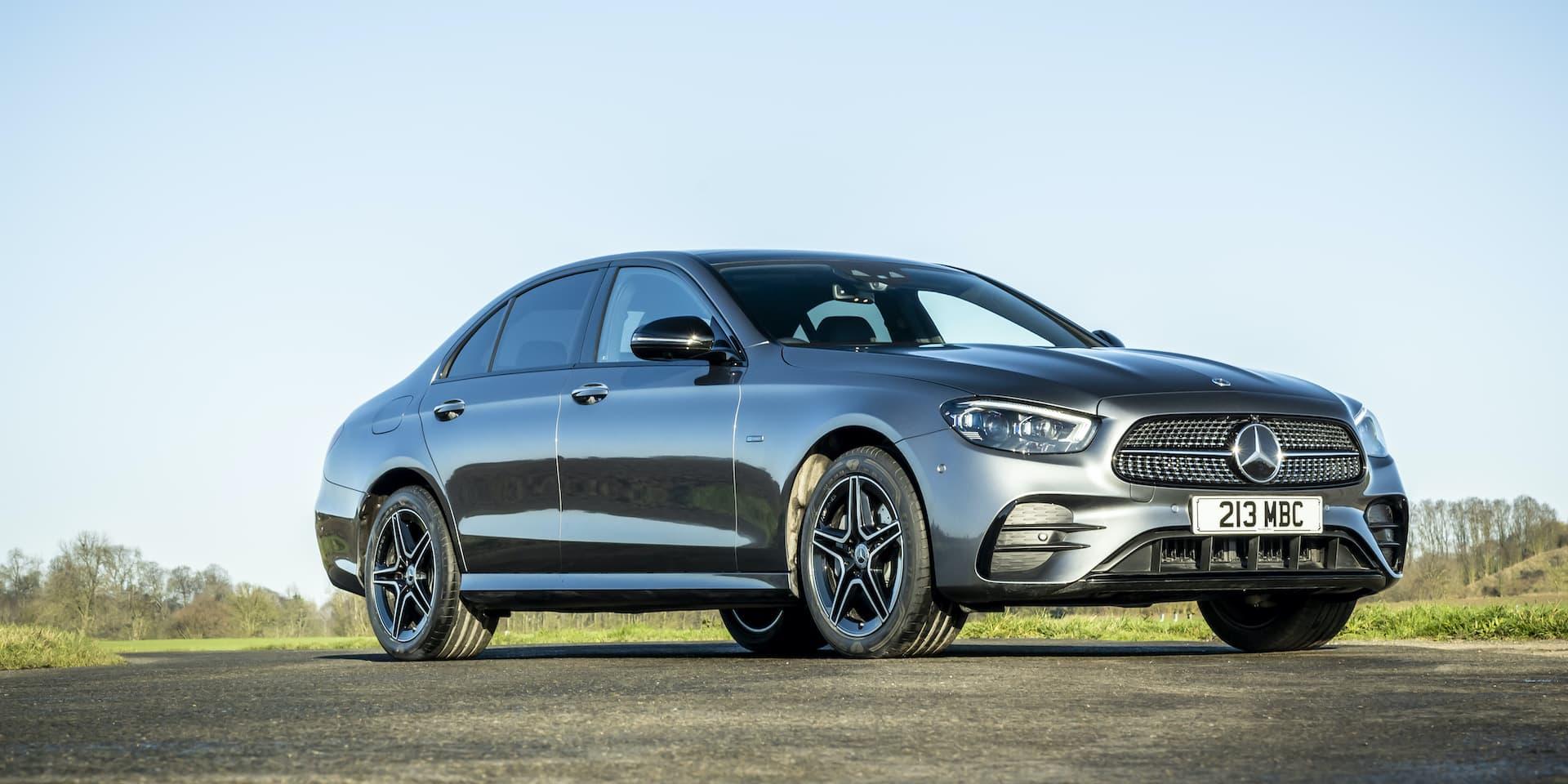 Mercedes-Benz E-Class (2020 onwards) Expert Rating