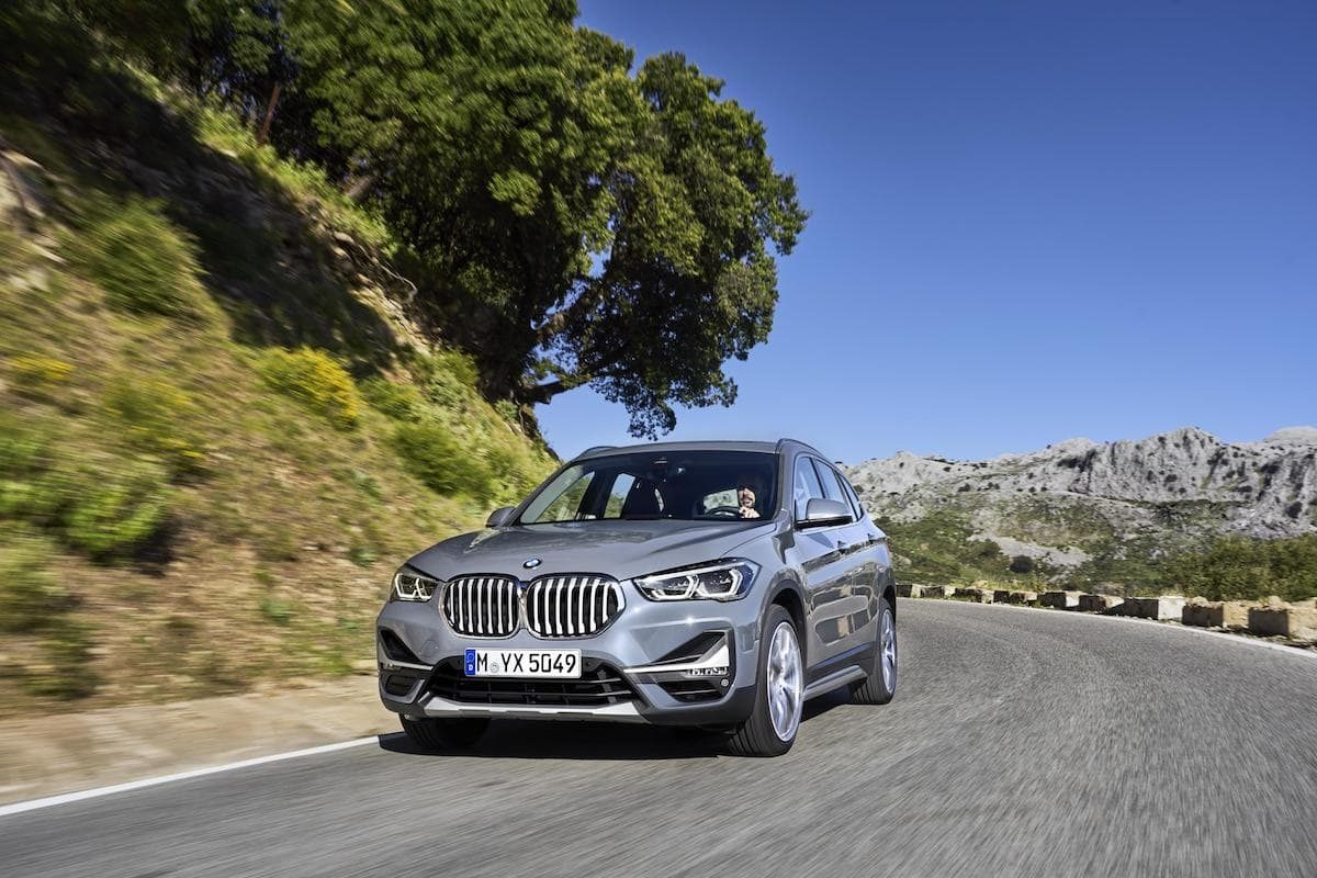 BMW X1 (2015 onwards) - front