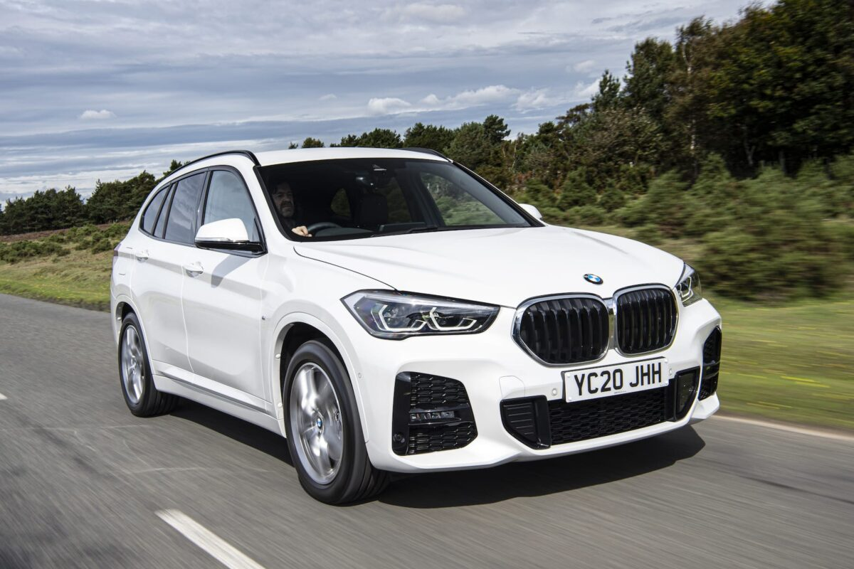 BMW X1 (2015 onwards) - front view