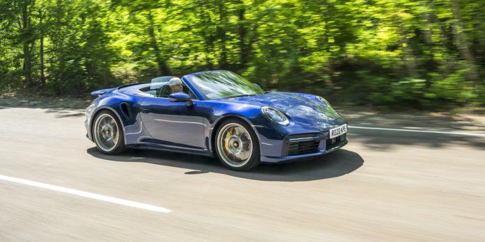 2020 Porsche 911 Turbo S Cabriolet review