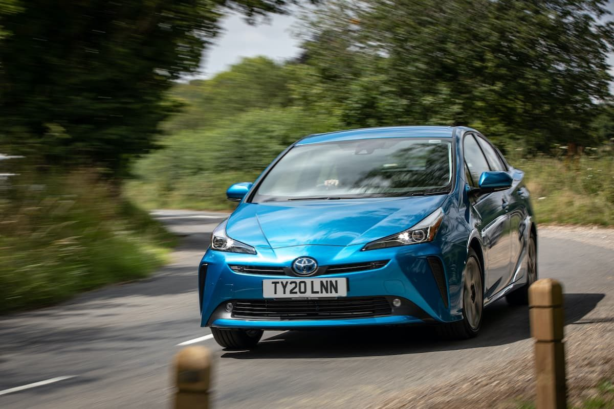 Toyota Prius (2016 onwards) - front | The Car Expert