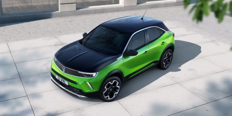 All-new Vauxhall Mokka shows its face