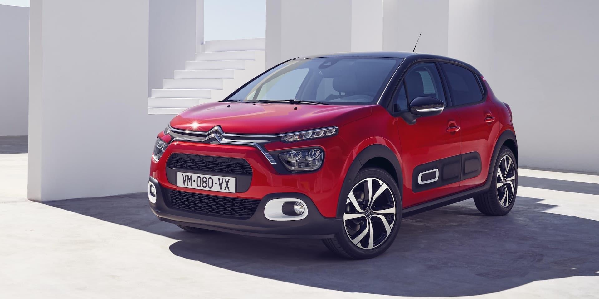 2020 Citroën C3 - front