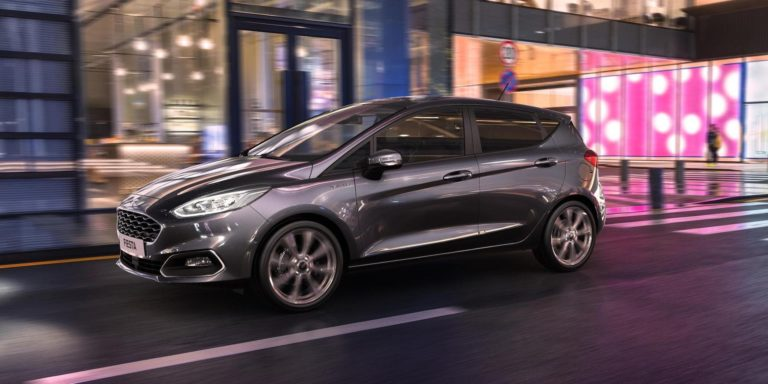 Ford Fiesta now available with mild hybrid power
