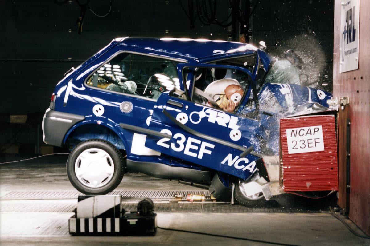 Euro NCAP crash testing   The Car Expert