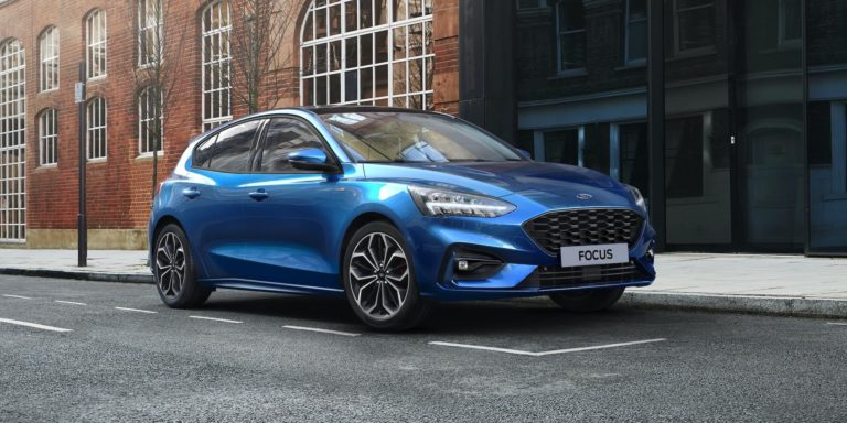 Mild hybrid power and updates for Ford Focus