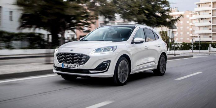 2020 Ford Kuga PHEV Vignale review