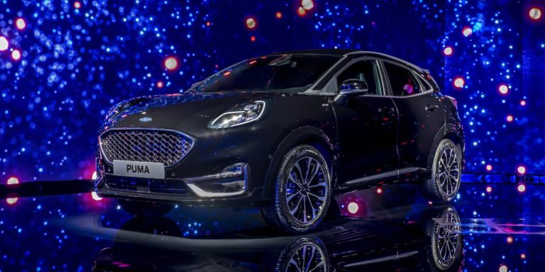 Ford Puma range grows with ST-Line X Vignale model