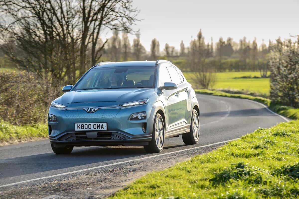 Hyundai Kona Electric (2018 - 2020) - front | The Car Expert