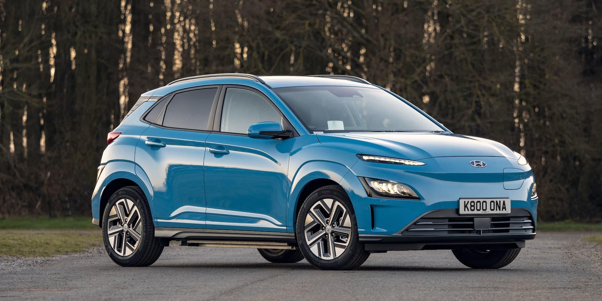 Hyundai Kona Electric (2018 onwards) – Expert Rating