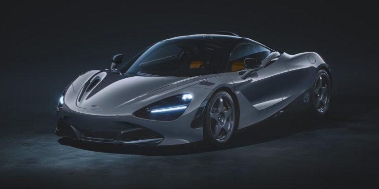 Special edition McLaren 720S celebrates Le Mans win