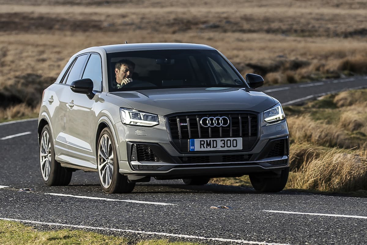 Audi SQ2 (2019 onwards) - front | The Car Expert