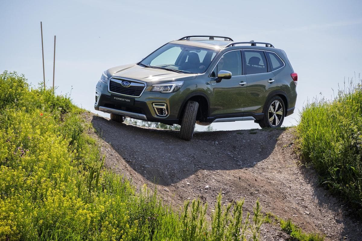 Subaru Forester road test 02