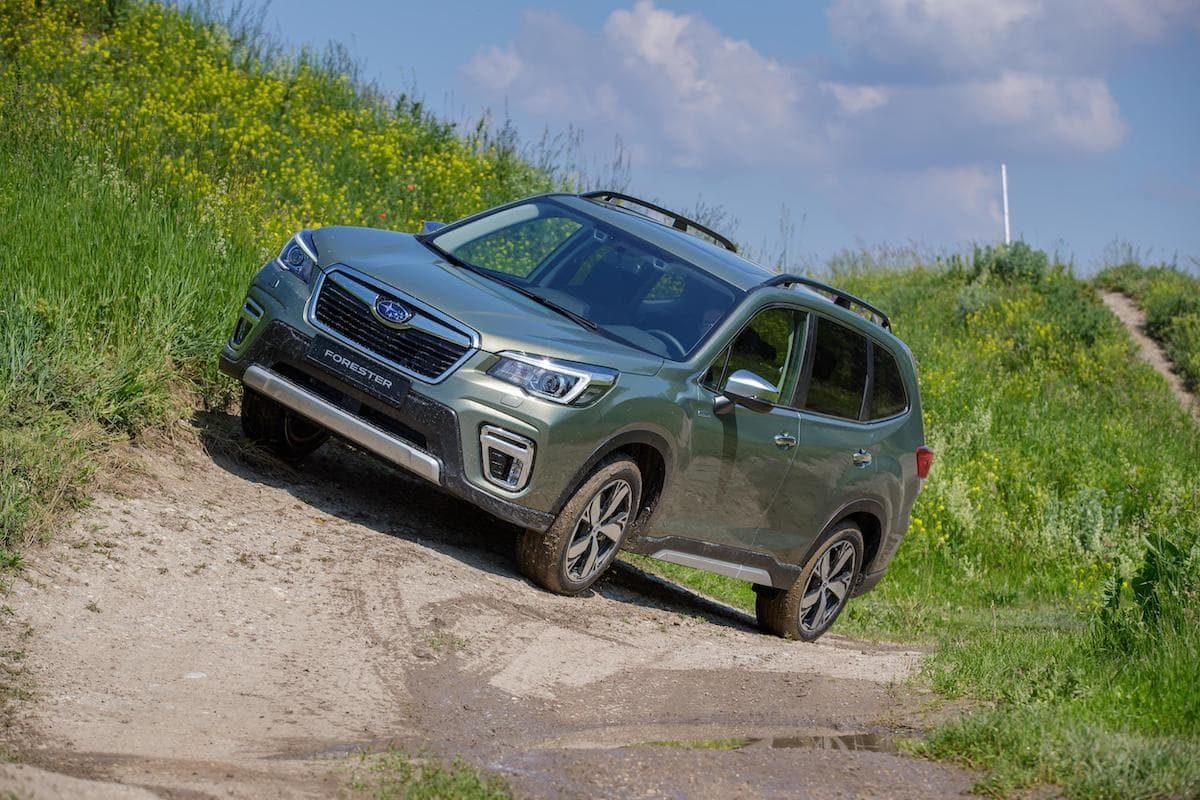 Subaru Forester road test 01