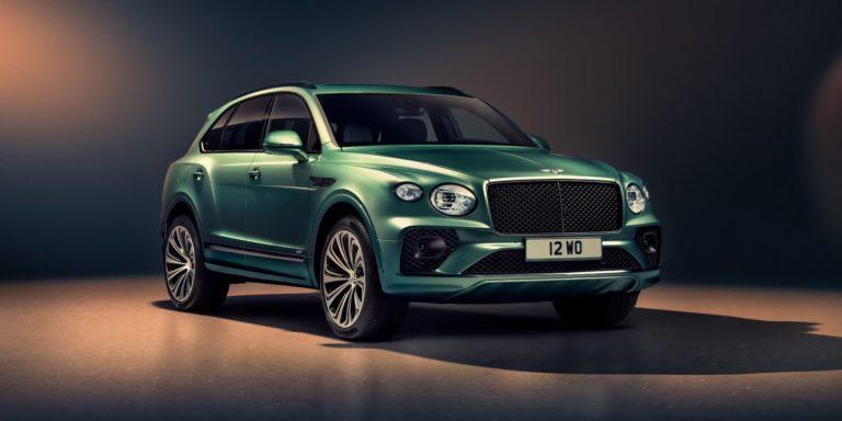 Mid-life facelift for Bentley Bentayga