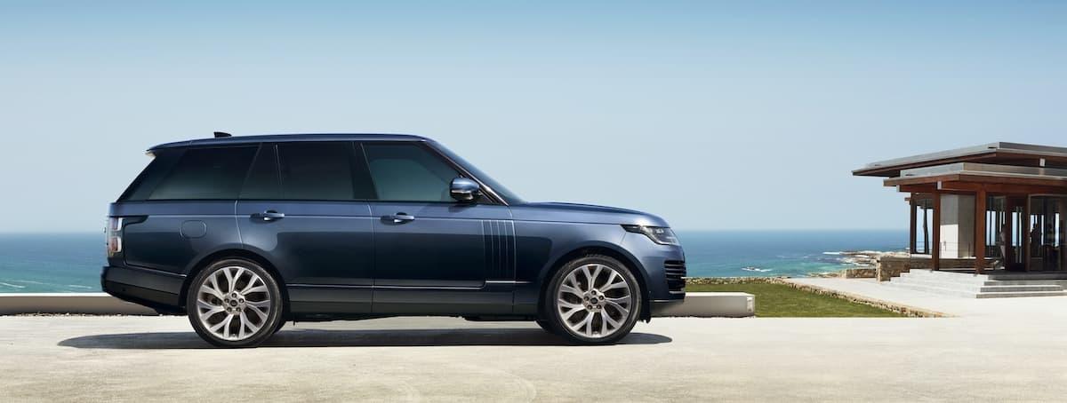2020 Range Rover Westminster - side profile