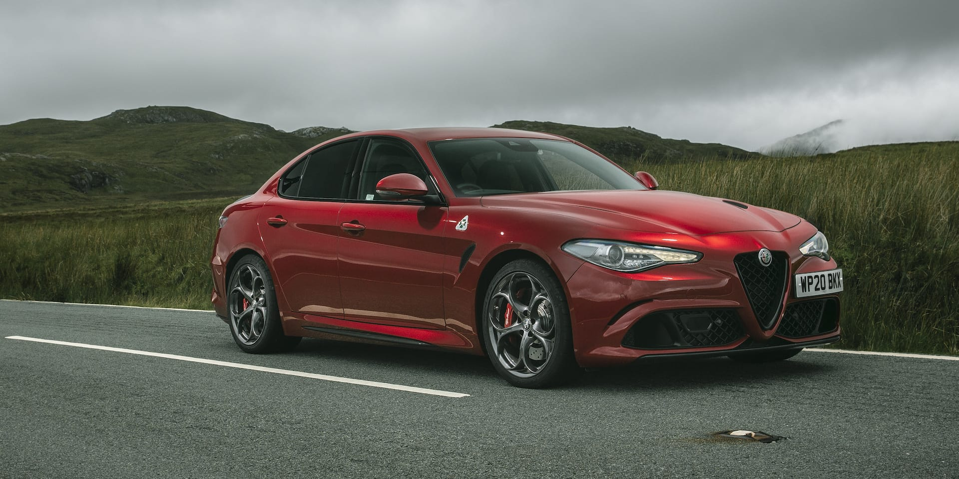 Alfa Romeo Giulia Quadrifoglio (2016 onwards) – Expert Rating