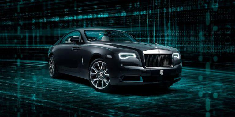Rolls-Royce Wraith Kryptos contains encrypted message