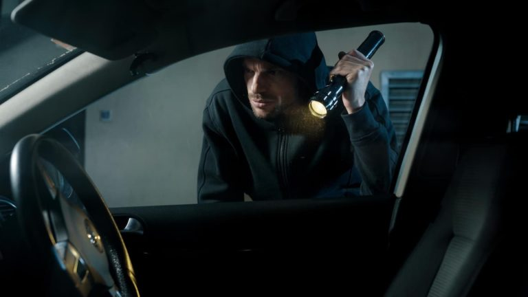 Vehicle thefts increase by 56% in four years