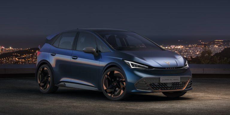 Hot new Cupra el-Born EV unveiled