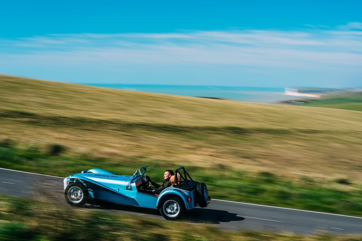 Caterham Super Seven 1600 - review