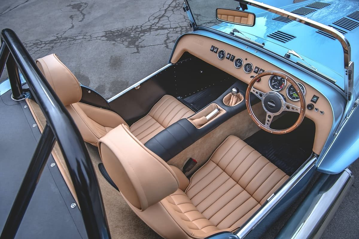 Caterham Super Seven 1600 - interior
