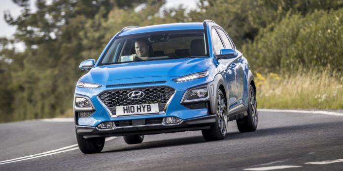 2020 Hyundai Kona Hybrid review