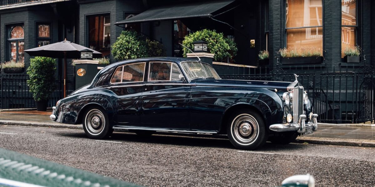 Lunoz Rolls-Royce Silver Cloud EV conversion