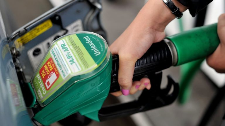 Fuel prices up for second month in a row