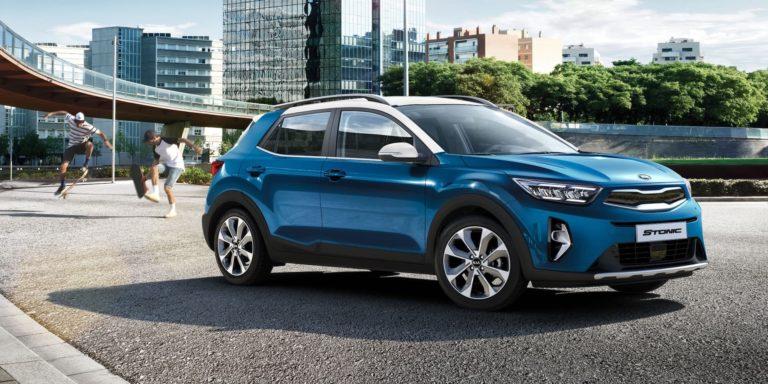 Kia reveals updated Stonic with mild hybrid power