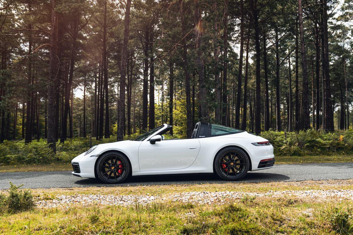 Porsche 911 Targa 4S review - profile | The Car Expert