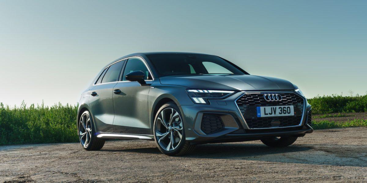 Audi A3 (2020 onwards)