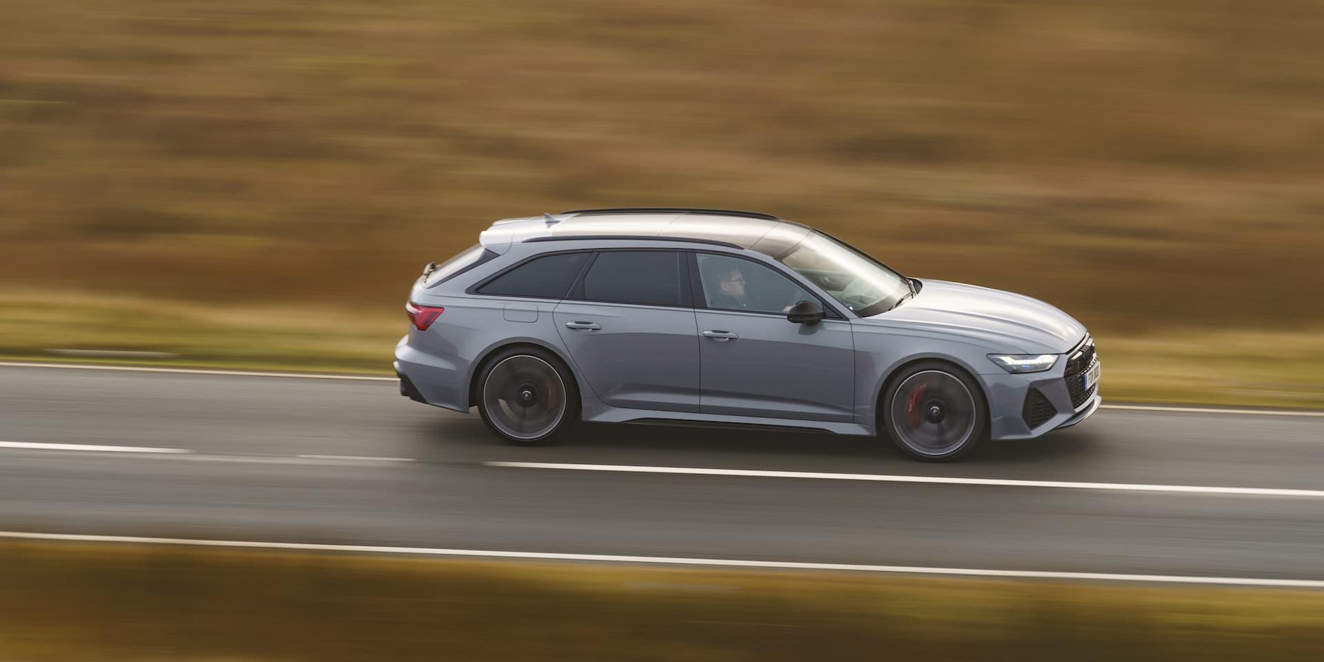 Audi RS 6 Avant | Best estate cars 2020