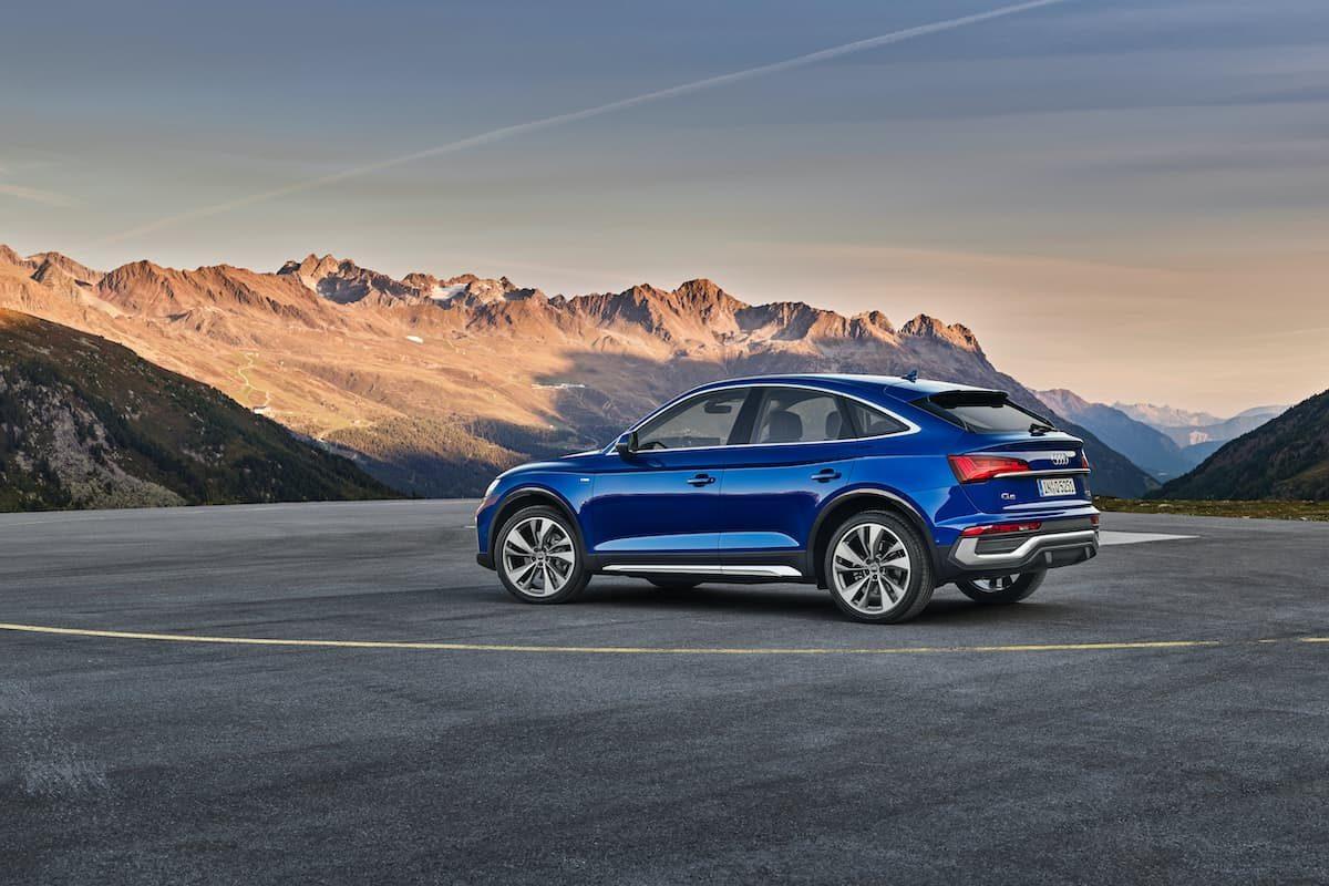 2021 Audi Q5 Sportback - rear