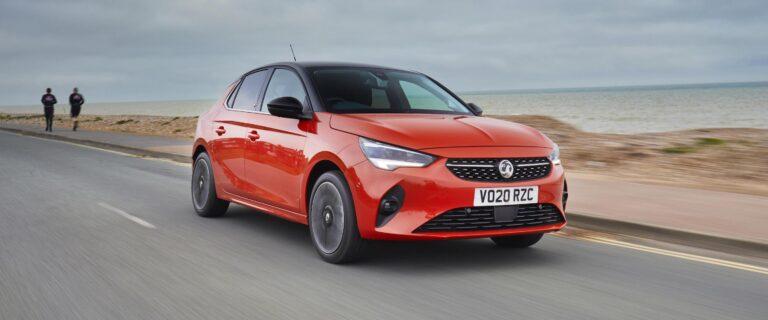 Vauxhall Corsa-e test drive