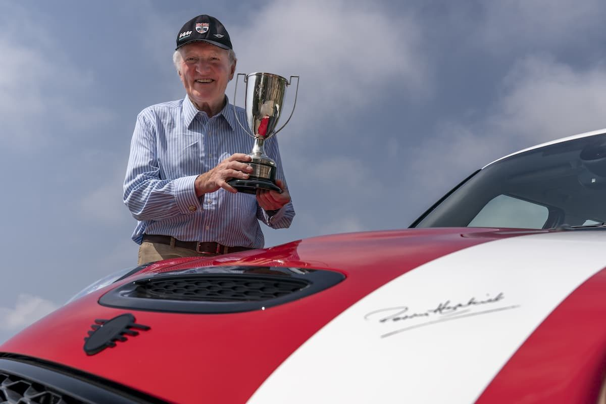 Mini Paddy Hopkirk Edition 2020 - with Paddy