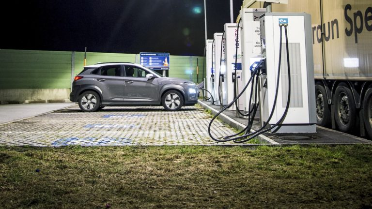 Is interest in electric cars falling?
